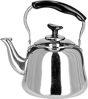 Royalford Stainless Steel Whistling Kettle, 1 Liter, RF9563