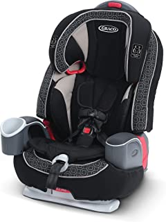 GRACO Nautilus 65 LX 3-in-1 Harness Booster Car Seat, Pierce,One Size
