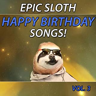 Happy Birthday Kevin (Epic Sloth Rap)