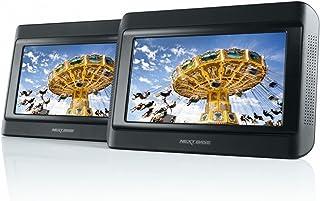 """Nextbase NEXT9LITEDUO Lecteur DVD Portable écran 9"""" (21,6 cm) avec Fixation.."""