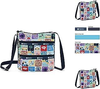 NY to LA Kylie Crossbody Handbag, Style 3244/Color K602 (New York to Los Angeles, Exclusive)