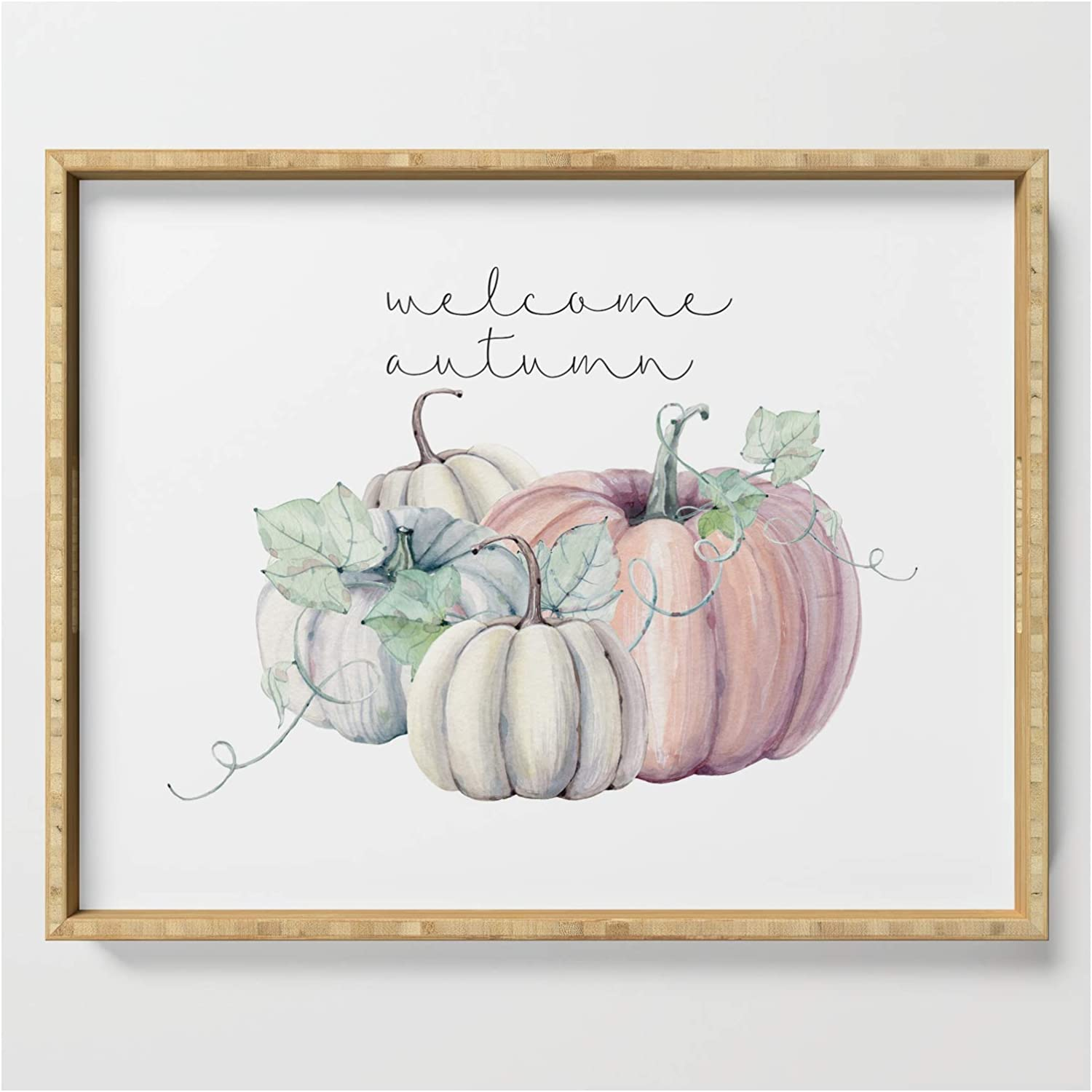 Welcome Autumn Orange Pumpkin Many popular brands by on Photography Sylvia Serv Ranking TOP20 Cook