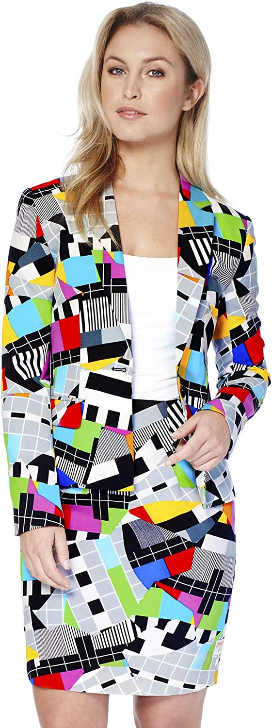 Opposuits Womens Crazy Designs Party Suit
