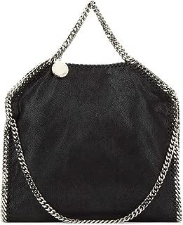 Luxury Fashion | Stella Mccartney Womens 234387W91321000 Black Tote | Season Permanent