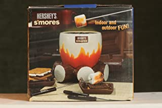 Hershey's S'mores Cooker Indoor and Outdoor FUN!