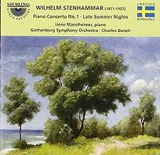 Piano Concierto 1, Op1 / Late Summer Nights