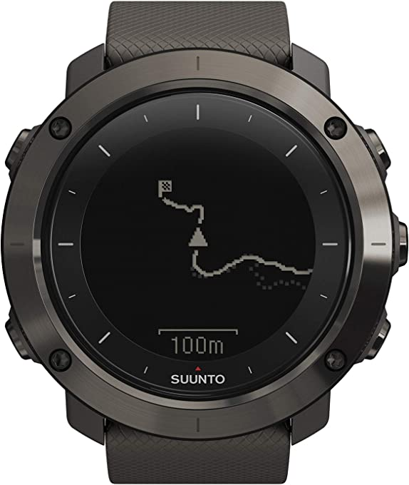 Suunto Traverse GPS Watch, Graphite