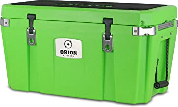 Orion Heavy Duty Premium Cooler (65 Quart, Limestone), Durable Insulated Outdoor Ice Chest for Maximum Cold Retention - Portable, Bear Resistant, and Long Lasting, Great for Hunting, Fishing, Camping