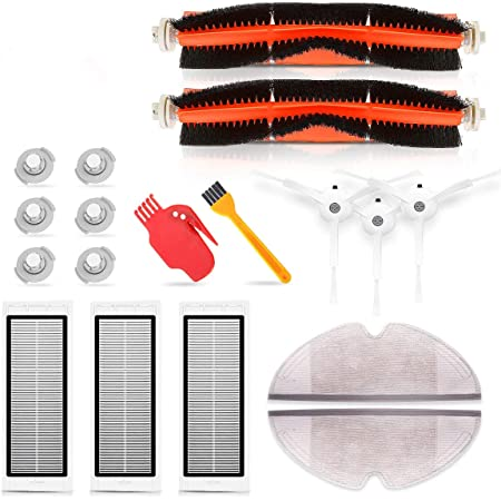 Staubsauger-Teilesatz Für Xiaomi Roborock Robot S50 S51 Wickelrolle Verstellbar