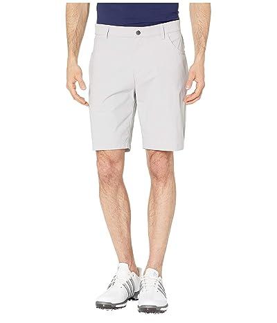 adidas Golf adicross Five-Pocket Shorts (Grey Two) Men