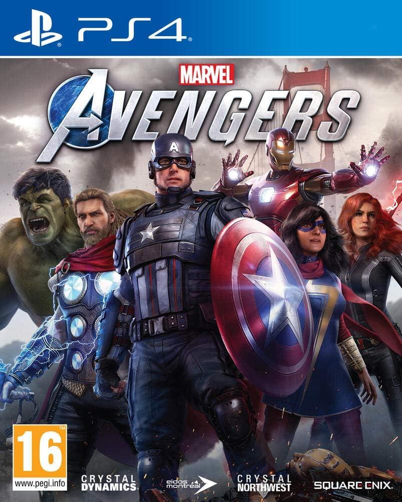 Marvel's Avengers - PlayStation 4 [Importación francesa]