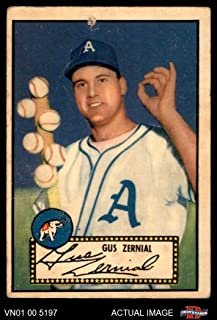 Best 1952 topps gus zernial Reviews
