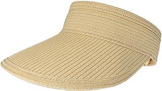 قبعات واقية من الشمس للنساء والرجال واسعة حافة قابلة للطي جولف سترو قبعة الصيف شاطئ قبعة