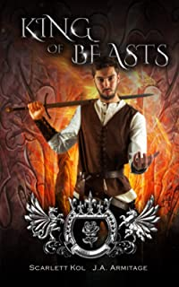 King of Beasts: A Beauty and the Beast retelling (Kingdom of Fairytales Beauty and the Beast)