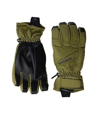 Burton Profile Under Glove (Martini Olive) Snowboard Gloves
