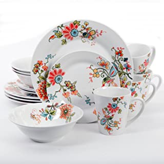 Best gibson doraville 16 piece dinnerware set Reviews