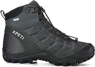 XPETI Men's Crest Thermo Waterproof Hiking Trekking Outdoor Boot