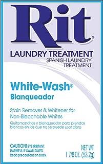 Dye Powdered Fabric Dye, White Wash, 1 7/8-Ounce