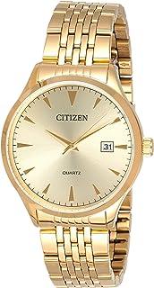 ساعة انالوج كوارتز للرجال تعرض التاريخ من سيتيزن - DZ0062-58P