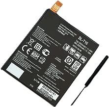 Powerforlaptop cell phone Battery For LG G Flex 2 II H950 H955 LS996 Sprint LS996 AT&T H959 US995 EAC62718201 with Opening Repair Tool Kit