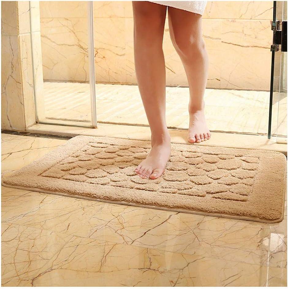GHHZZQ Bathtub Mat Non-Slip Wear Resistant Breathable Blended Ki