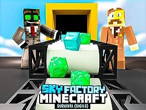 Sky Factory Minecraft Survival (Sigils)