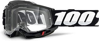 100/% Pour Cent Strata Mud intetface Goggle Lunettes Roll off DH MTB MX Moto Cross Anti Fog