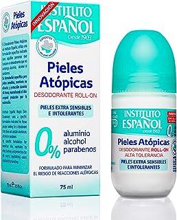 Instituto Español - Desodorante Roll-On Piel Atópica, 75
