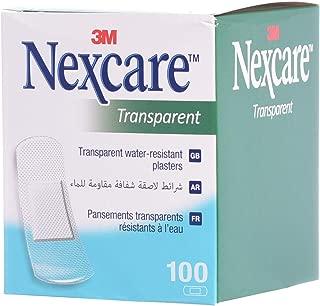 3M Nexcare TB-100 Transparent Bandage, 100's