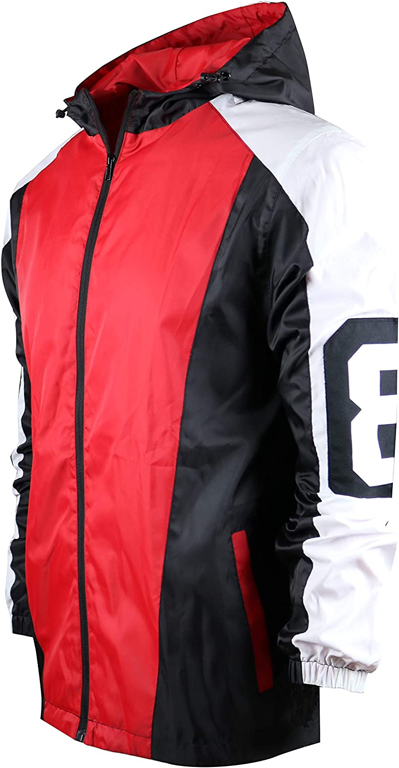 Screenshotbrand Military Patch Light Weight Bomber Jacket at  Men's Clothing store
