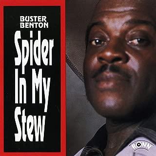 buster benton spider in my stew