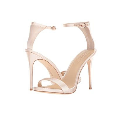 Imagine Vince Camuto Dacia (Natural Deluxe Satin) High Heels