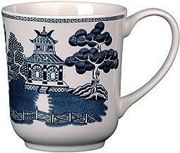 Johnson Brothers Willow Blue Dinnerware Coffee Mug