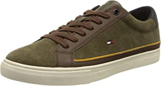 Tommy Hilfiger Herren Essential Suede Mix Winter Vulc Sneaker