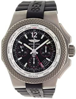 Breitling Bentley Automatic-self-Wind Male Watch EB0433 (Certified Pre-Owned)
