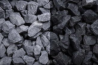 Stein Basalt 1-3 mm Big Bag 1000 kg Natursteine Zierkies Splitt schwarz