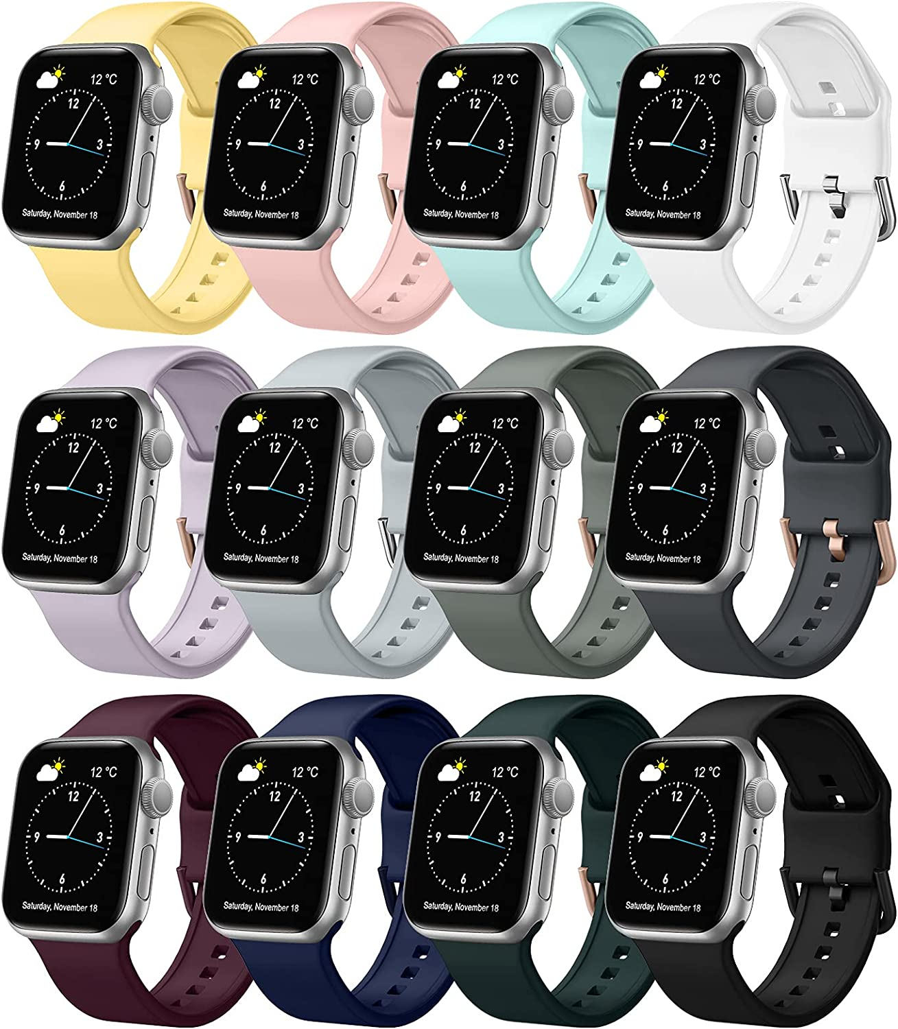 The Best 38Mm Apple Watch Band Women Packages