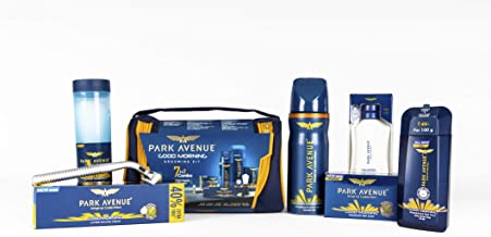 Park Avenue Good Morning Grooming kit for men (Pack of 7)