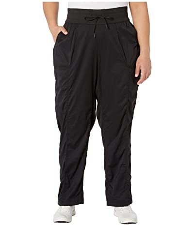 The North Face Plus Size Aphrodite Motion Pants (TNF Black) Women
