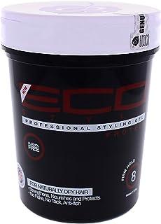 ECOCO Eco Style Gel, Black, 32 Ounce, 001037