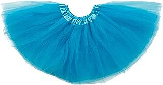 Dancina Classic Adult Tutus 3, 5 Layered Tulle Tutu Skirt for Women & Girls