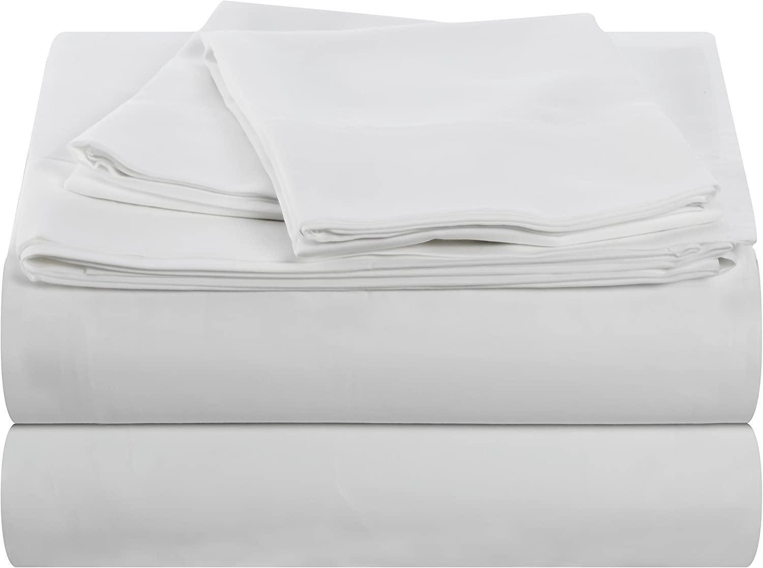 Outlast All Season Temperature Regulating Sheet Set in White, Cal King
