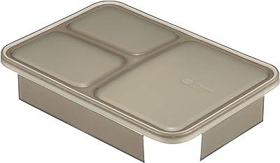 シービージャパン 交換用部品 グレーベージュ 薄型 弁当箱 抗菌 フードマン 600ml 専用蓋 DSK