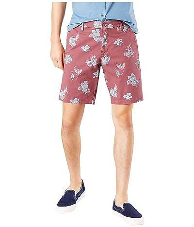 Dockers Supreme Flex Ultimate Shorts (Kuhns Flower Rose) Men