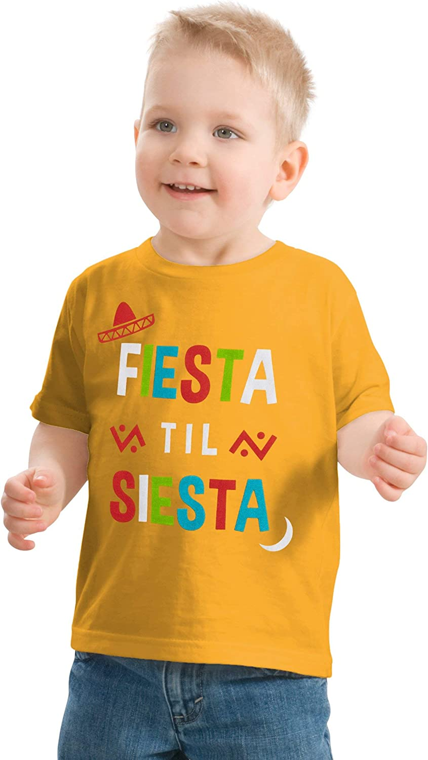 Fiesta til' Siesta Cute Funny New popularity Napping B Max 76% OFF Nap Time Party Toddler
