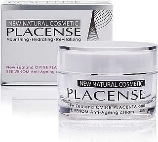 Beauteous Placense New Zealand Ovine Placenta and Bee Venom Anti-ageing Cream, 45 Gram