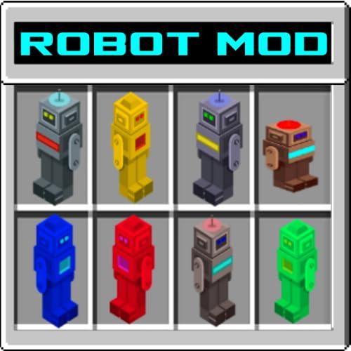 Mods: Robots for PE