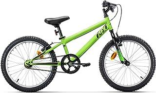 AFX Detroit Bicicleta Infantil, Niños, Verde, Largo Tubo