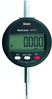 Mahr Federal 4336030 1075 R Reference Digital Indicator, MarConnect Data Output, 0