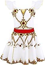 AmzBarley Disfraz de Bailarina de Felicie Vestido de